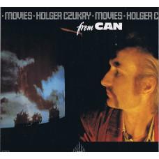 HOLGER CZUKAY Movies (Harvest 1C 064-45 754) Germany 1979 LP (Can)