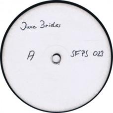 "JUNE BRIDES The Peel Sessions (Strange Fruit SFPS 023) UK 1987 12"" EP testpressing"