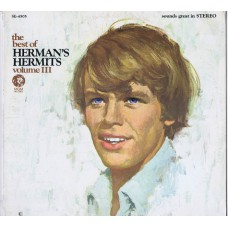 HERMAN'S HERMITS The Best Of Vol.3 (MGM SE 4505) USA 1967 LP