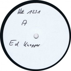 """ED KUEPPER Not A Soul Around +3 (Hot 1231) UK 1987 white label test pressing 12"""" EP (Saints)"""