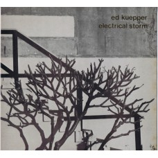 ED KUEPPER Electrical Storm (Hot Records HOT 1020) UK 1986 LP (Saints)
