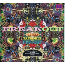 Various Freak Out At The Facsimile Factory (Tenth Planet TP036) UK 1998 LP