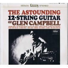 GLEN CAMPBELL The Astounding 12-string Guitar of Glen Campbell (Capitol ST 2023) USA 1964 LP