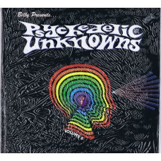 Various PSYCHEDELIC UNKNOWNS Vol.08 (Scrap 8) USA 1983 LP