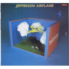 JEFFERSON AIRPLANE Takes Off (RCA PJL 1-8017) Germany 1974 re-issue of 1966 LP