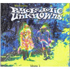 Various PSYCHEDELIC UNKNOWNS Vol.07 (Scrap 7) USA 1983 LP