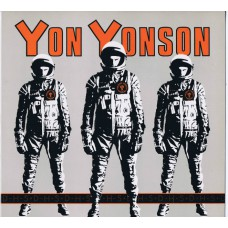 "DAVE HOWARD SINGERS Yon Yonson (Hallelujah! Records HAL 04-T) UK 1987 12"" EP test pressing"