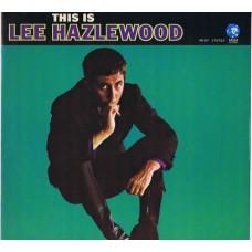 LEE HAZLEWOOD This Is (MGM 665 087) Germany 1967 LP