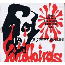 YARDBIRDS A Group Called Yardbirds (Novisad ST 56867753) Germany LP