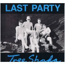 "LAST PARTY Tree Shada (Idol 12 ID 3) UK 1987 12"" EP"