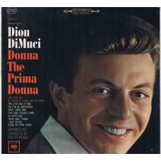 DION DIMUCI Donna The Prima Donna (Columbia CS 8907) USA 1963 stereo LP