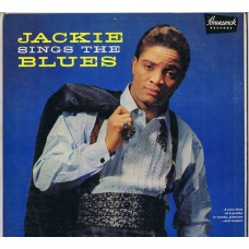 JACKIE WILSON Jackie Sings The Blues (Brunswick BL 54055) USA 1959 mono LP
