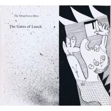 DEEP FREEZE MICE The Gates Of Lunch (Mole Embalming MOLE 3) UK 1982 LP