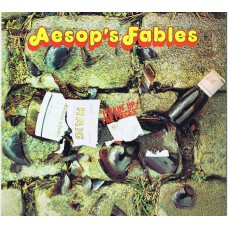 AESOP'S FABLES Pickin' Up The Pieces (Pink Elephant ‎PE 877.049) Holland 1973 LP