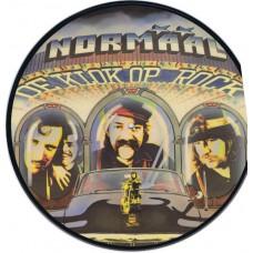 """NORMAAL De Klok Op Rock (WEA 24.9440-0) Holland 1984 12"""" picture Disc LP"""