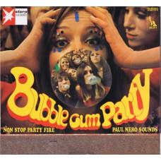 PAUL NERO SOUNDS Bubble Gum Party (Non Stop Party Fire) (Liberty LBS 83265 1) Germany 1969 LP
