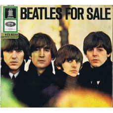 BEATLES For Sale (Odeon SMO 83790) Germany 1964 stereo white/gold labeled original LP