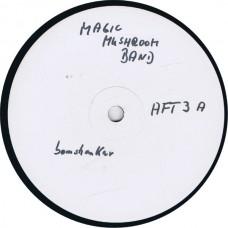 MAGIC MUSHROOM BAND Bomshankar! (Aftermath AFT 3) UK 1987 White label test pressing LP