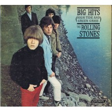 ROLLING STONES Big Hits (High Tide and Green Grass) (London NP 1) USA 1966 MONO LP