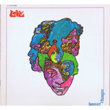 LOVE, THE Forever Changes (Elektra ELK 22018) Holland 1976 testpressing reissue of 1967 LP