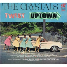 CRYSTALS Twist Uptown (Philles PHLP 4000) USA 1962 LP