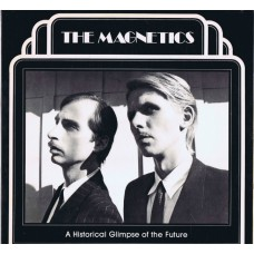 MAGNETICS (Jakob Magnússon, Alan Howarth) A Historical Glimpse Of The Future (World WR 100) Iceland 1981 LP