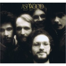 ASHWOOD Out Of Love (Poker POL 25064) Holland 1978 LP