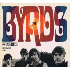 BYRDS The Byrds (Supraphon 1 13 0797) made in Czechoslovakia 1970 Book-Club edition LP