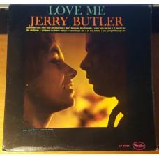JERRY BUTLER Love Me (Vee Jay LP 1034) USA 1965 LP