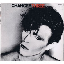 David Bowie - DAVID ROBERT JONES Changes Three (Grace AZL1-1984) USA 1983 LP