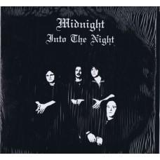 MIDNIGHT Into The Night (No Label no #) USA LP