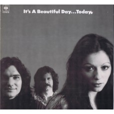 IT'S A BEAUTIFUL DAY ...Today (CBS 83908) Holland 1979 reissue of 1973 LP