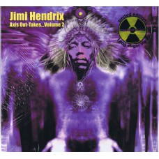 JIMI HENDRIX Axis Out-Takes...Volume 2 (Radioactive RRLP 039) UK 2003 LP