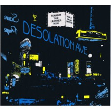 """LEATHER NUN Desolation Avenue / On The Road / Son Of A Good Family (Wire WRMS 007) UK 1985 12"""" EP"""