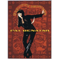PAT BENATAR Gravity's Rainbow (bio + press kit) USA 1993 2 photos + bio