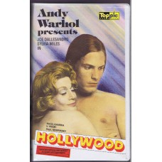 Andy Warhol presents 'HEAT' AKA Hollywood (directed by Paul Morrisey) (Toppic 91 135) Germany 1972 full movie VHS video