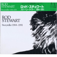 "ROD STEWART Storyteller 1984-1991 (Warner Reprise Video WPLR-65) Japan 1991 12"" Video NTSC Laserdisc"