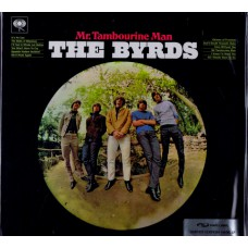 BYRDS Mr. Tambourine Man (Columbia 62571) UK 1965 re. LP (Simply Vinyl Edition)