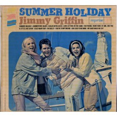 JIMMY GRIFFIN Summer Holiday (reprise R 60911) USA 1963 LP