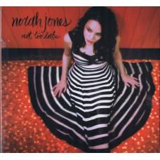 NORAH JONES Not Too Late (Blue Note – 09463 74516 1 8) Europe 2007 gatefold LP