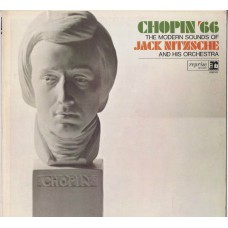 JACK NITZSCHE AND HIS ORCHESTRA Chopin '66 (reprise 6200) USA 1966 mono promo LP