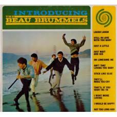 BEAU BRUMMELS Introducing (Autumn 103) USA 1965 original mono LP