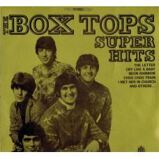 BOX TOPS Super Hits (Bell S 6025) Germany 1968 original LP