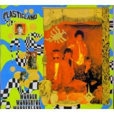 PLASTICLAND Wonder Wonderful Wonderland (Enigma 2063-1) Holland 1986 LP
