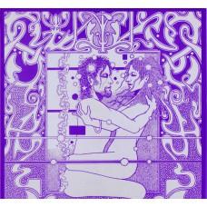 Various THE PERFUMED GARDEN (Psycho 6) UK 1983 LP