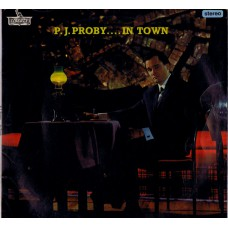 P.J. PROBY ....In Town (Liberty SLBY 1291) UK 1966 original LP