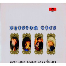 BLOSSOM TOES We Are Ever So Clean (Polydor 184121) Germany original 1967 LP