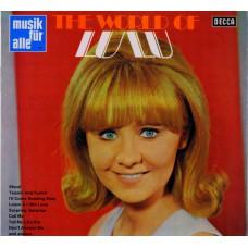 LULU The World Of Lulu (Decca / Musik für Alle ND 356) Germany 1969 LP