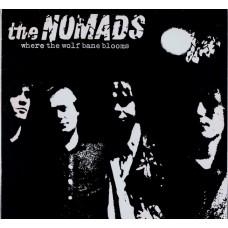 NOMADS Where The Wolf Bane Blooms (Amigo AMMP 302) Sweden 1983 mini LP