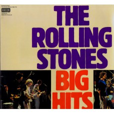ROLLING STONES Big Hits (Decca Club Sonderauflage 28325-9) Germany 1969 LP